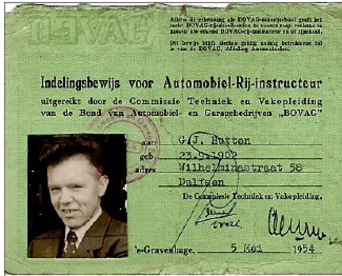 Geschiedenis autobedrijf Hulsman - Foto: eigen geleverde foto