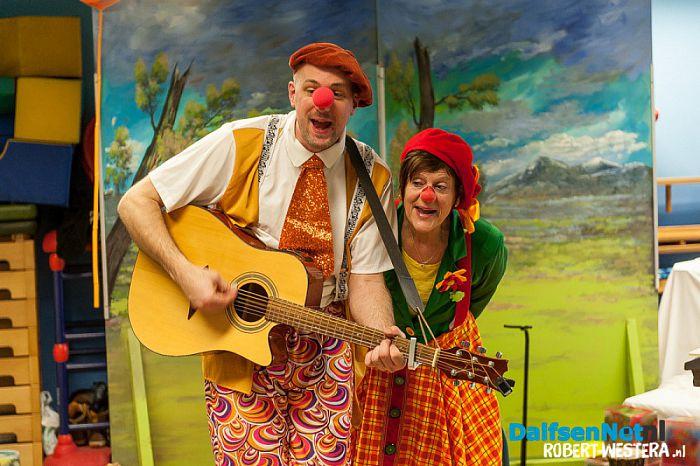 In het theater voor de kinderen: Zing mee met Bob en Bella! - Foto: Ingezonden foto
