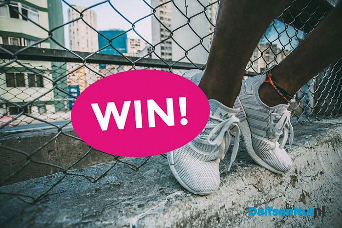 Win een paar nieuwe hardloop schoenen!