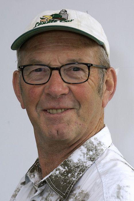 Man met hoofddeksel: Roelof Ekkelenkamp - Foto: Paul Scholten