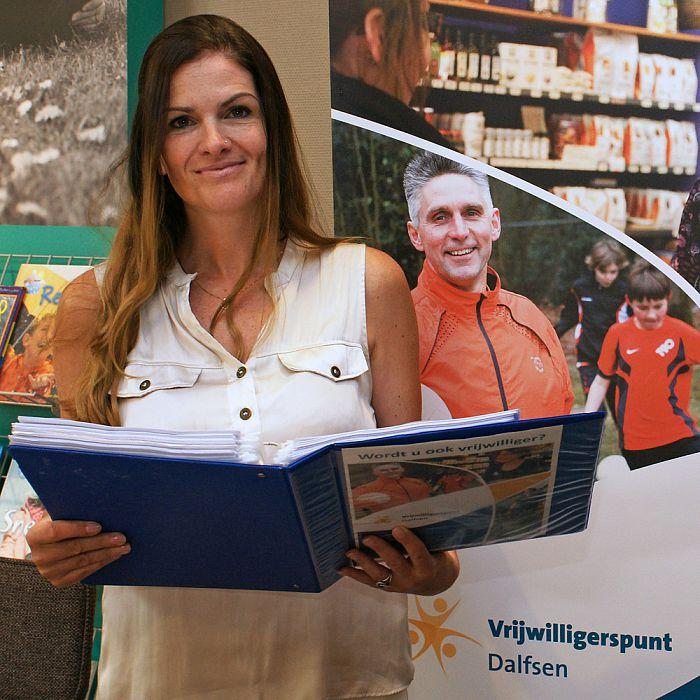 Vrijwilliger van de maand - Foto: Paul Scholten