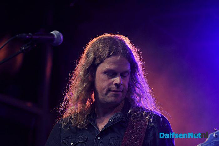 Erwin Nyhoff & Band bijNikki's - Foto: Johan Bokma