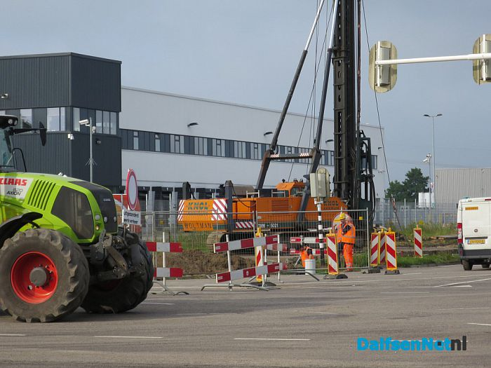 N35 Asfalteringswerkzaamheden vandaag afgerond - Foto: Wim