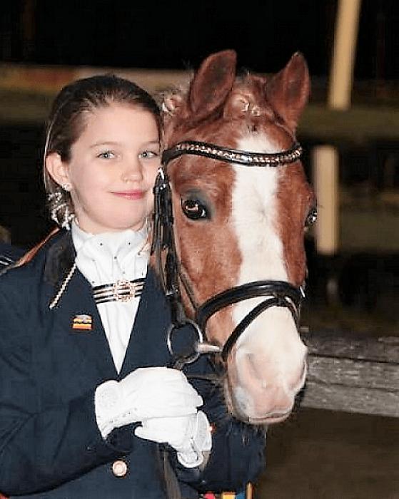 Ilona van Leussen Overijsels kampioen - Foto: eigen geleverde foto