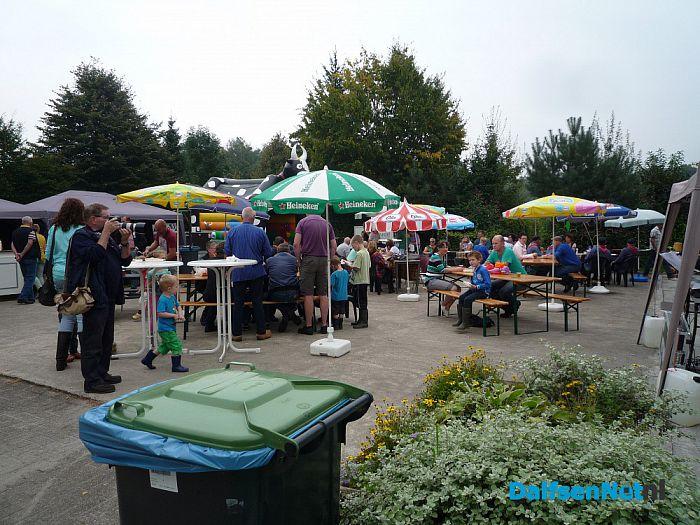 Oogstdag Oudleusen 2 september - Foto: Ingezonden foto