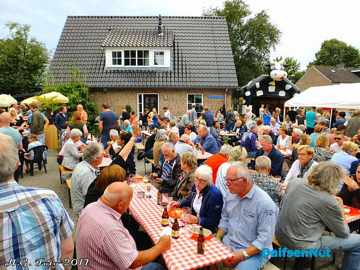 Culinaire avond Wennemars weer druk bezocht. (foto update) - Foto: H.G. Foto