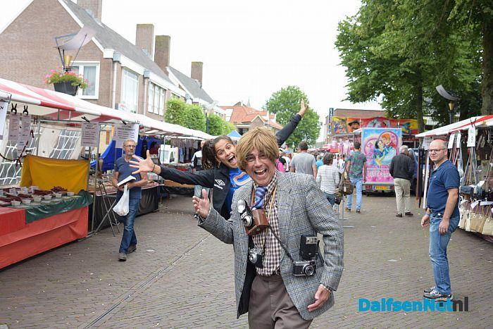 Melrose sluit de laatste Blauwe bogen dag af bij Nikki's - Foto: Johan Bokma