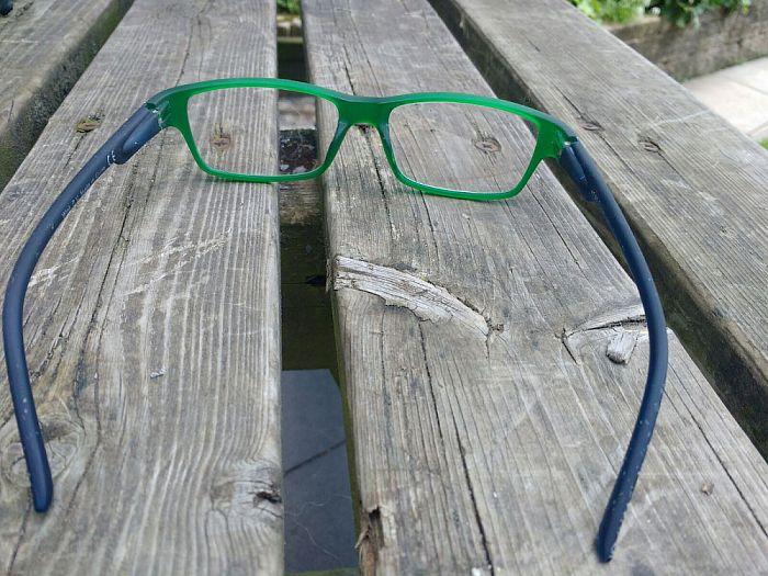 Bril gevonden - Foto: eigen geleverde foto