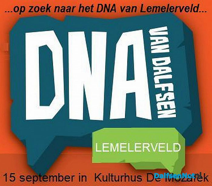 oproep: DNA van Lemelerveld - Foto: Ingezonden foto
