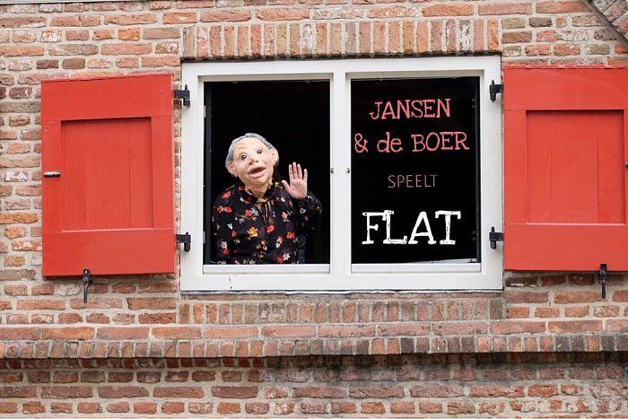 Flat - Foto: eigen geleverde foto