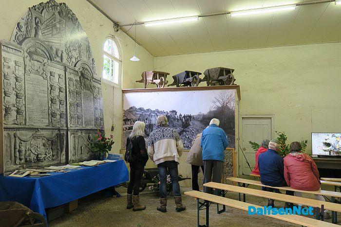 Kasteel Rechteren op Open Monumentendag (2) - Foto: Ingezonden foto