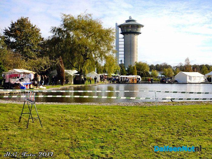Indian summer fair bij de koperen hoogte. - Foto: H.G. Foto