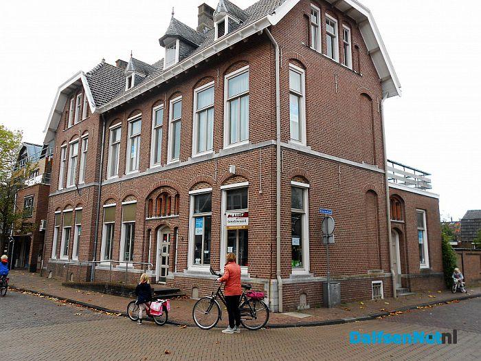 Appartementen voormalige postkantoor