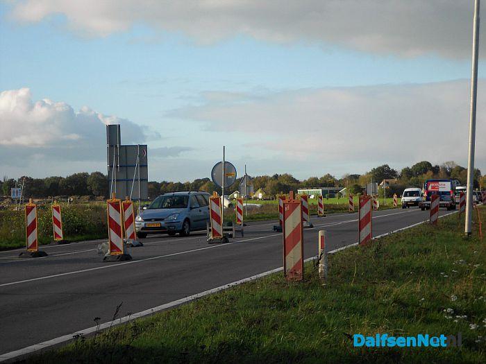 Tijdelijke verkeerssituatie N35