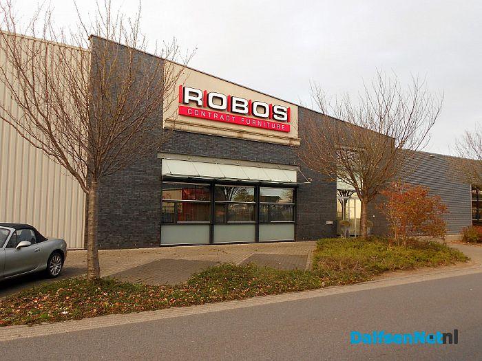 Wat is dat dan voor bedrijf die Robos?