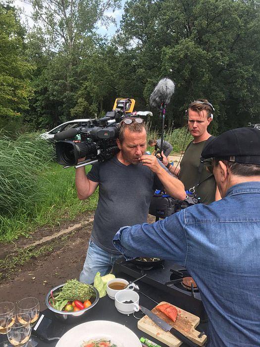 TV Uitzending Overesch - Foto: eigen geleverde foto