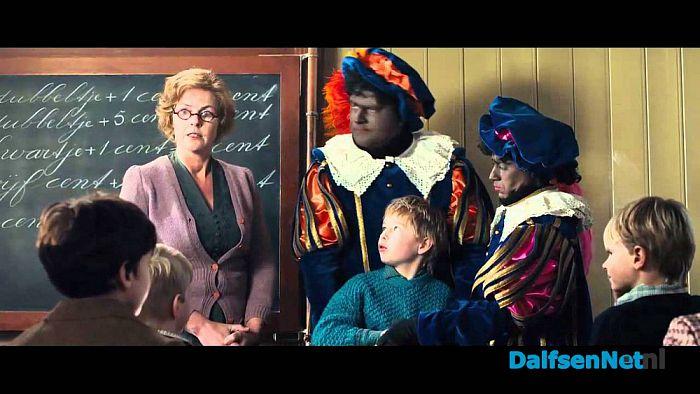Sinterklaasfilm Bennie Stout in de Stoomfabriek - Foto: Ingezonden foto