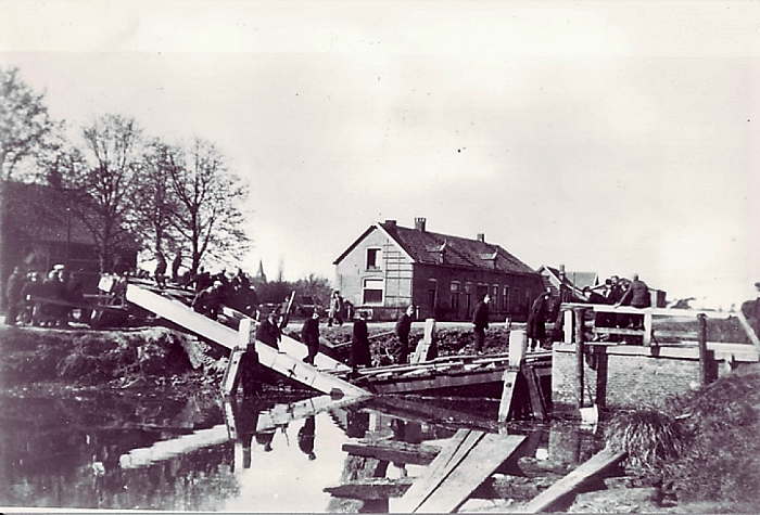 Onze dorpsbrug - Foto: eigen geleverde foto