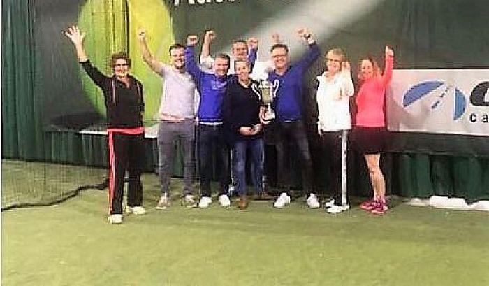 Vechtdalcup gewonnen door TV Gramsbergen - Foto: eigen geleverde foto