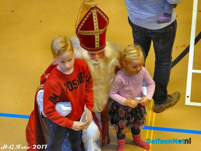Sinterklaas Oudleusen Fotomap. - Foto: H.G. Foto