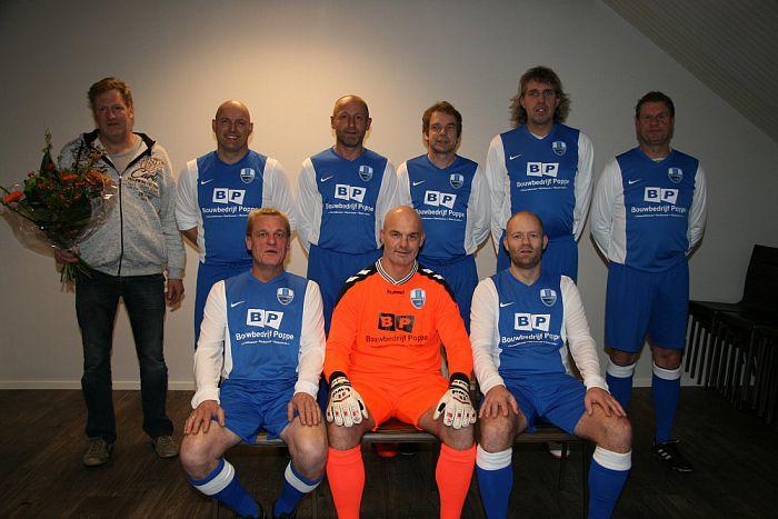 Nieuwe kleding voor Hoonhorst 3 - Foto: eigen geleverde foto
