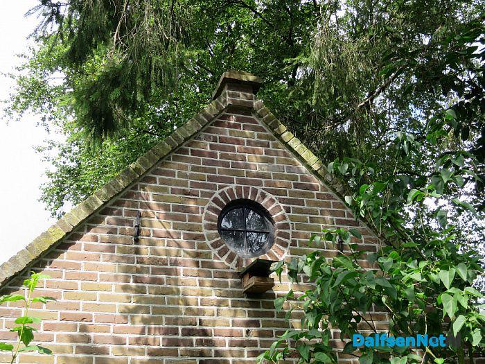 """Landlopers opgesloten in """"tuchthuisje"""" in Lemelerveld - Foto: Wim"""