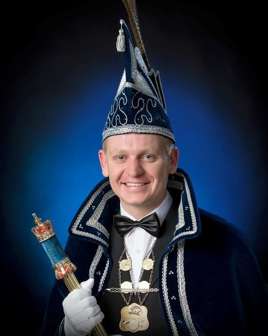 Prins Lukus 2.0 heerser Sprokkeldorp 2018 - Foto: eigen geleverde foto