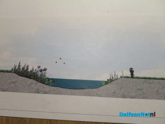 Plan 2e fase Marswetering gepresenteerd - Foto: Wim