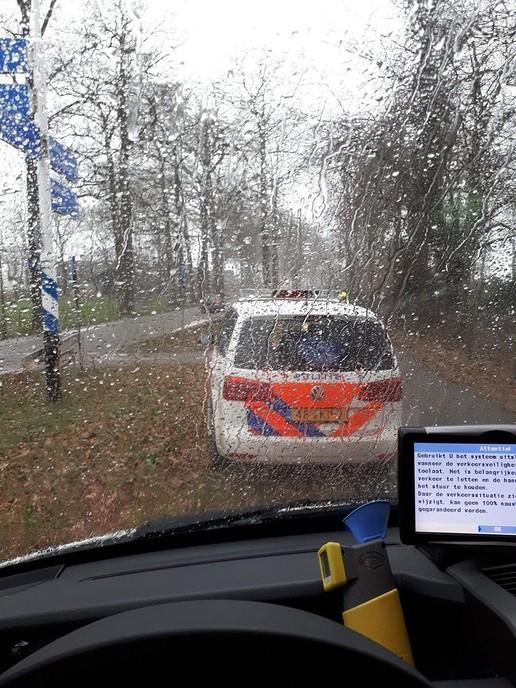 Honderden bestuurders mochten blazen - Foto: Politie Vechtdal