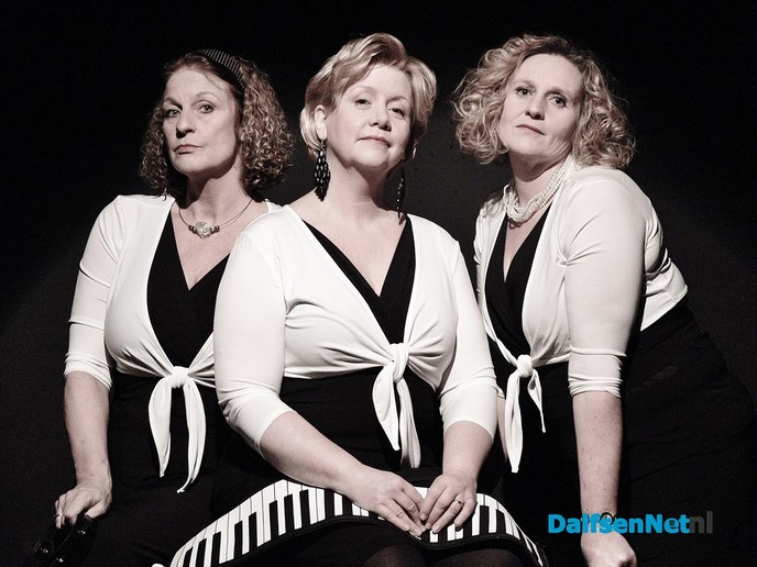 Dalfser trio the Wrinkles opnieuw in Stoomfabriek - Foto: Ingezonden foto