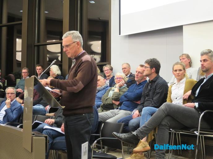 Veel gesteggel over voorkeursrechten Dalfsen - Foto: Wim