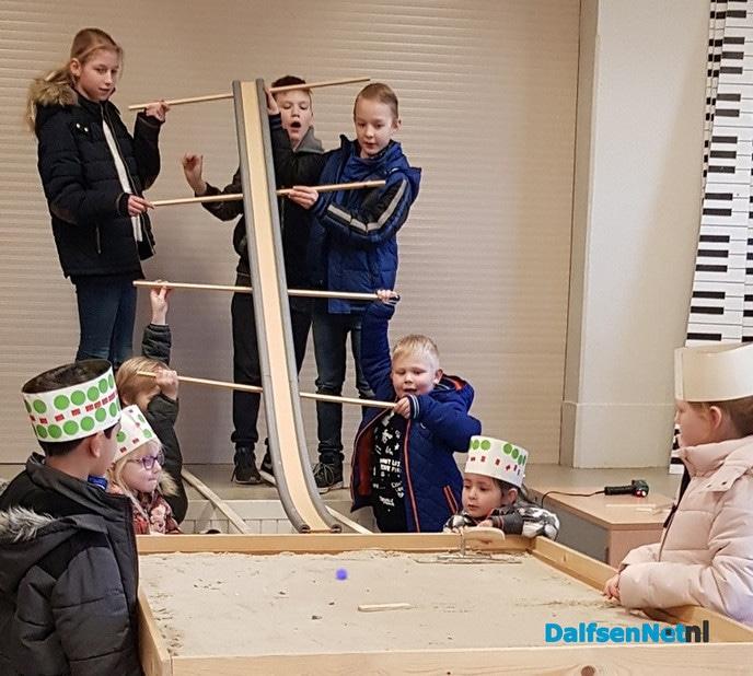 Winterspelen in Ankum - Foto: Ingezonden foto