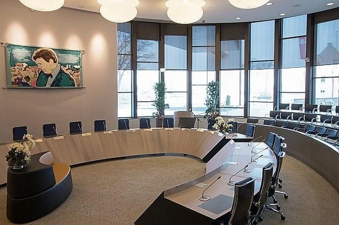 Dalfsen splitst raadvergadering op vanwege corona - Foto: eigen geleverde foto