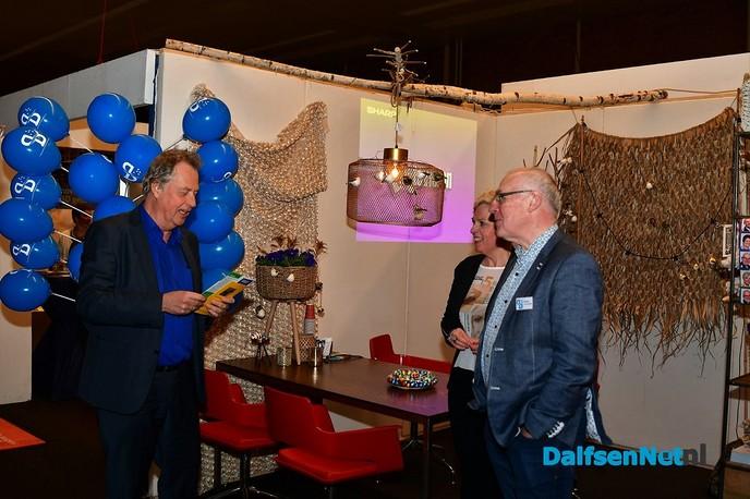 Gemeentebelangen staat op de beurs in Nieuwleusen! - Foto: Johan Bokma