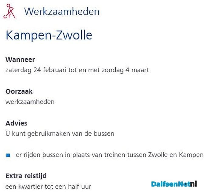 Via webcams de werkzaamheden aan de busbrug station Zwolle volgen.