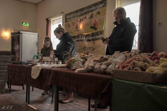Boerenmarkt Vilsteren - Foto: eigen geleverde foto