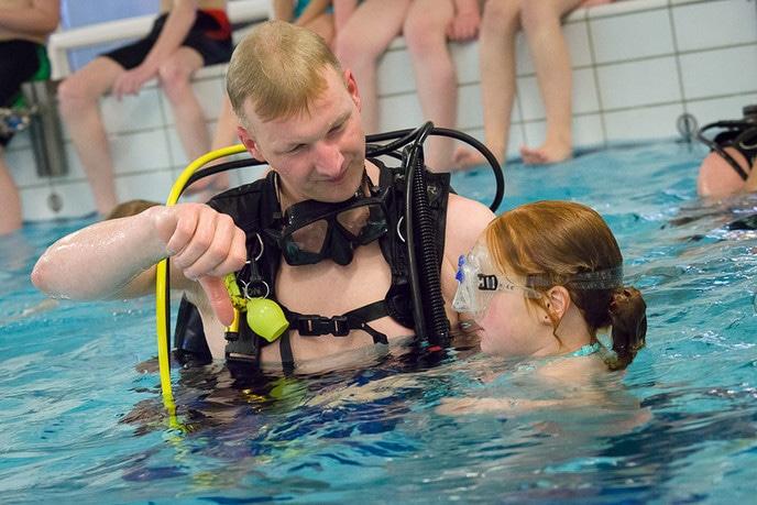 """44e Zwem4daagse """"De Broene 'Eugte"""" - Foto: eigen geleverde foto"""