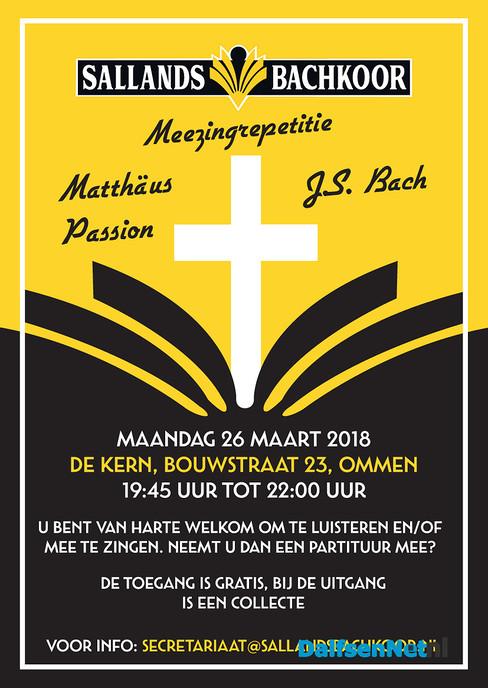 Meezing Mattheus - Foto: Ingezonden foto