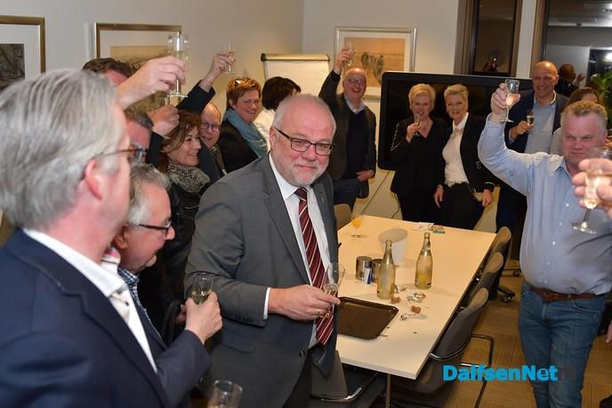 GB de grootste, CDA kleiner, PvdA op twee zetels - Foto: Johan Bokma