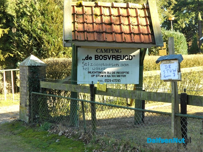 Camping de Bosvreugd verkocht