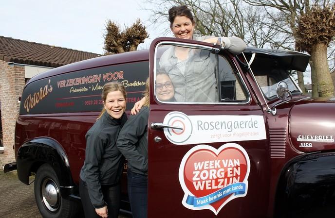 Week van Zorg en Welzijn van start bij Rosengaerde - Foto: eigen geleverde foto