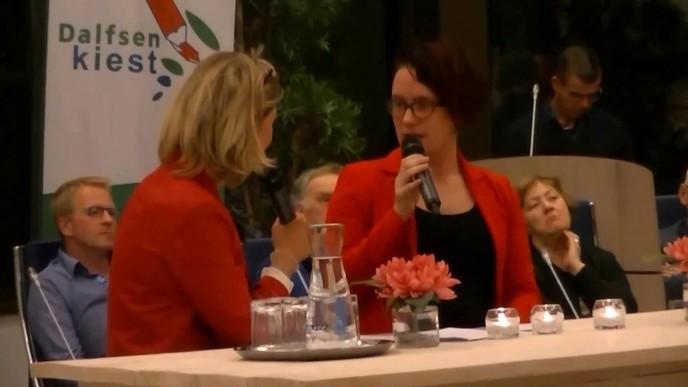 Korte video impressie Verkiezingen Dalfsen.
