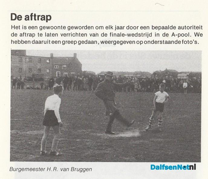 Uit het Paasschoolvoetbal archief - Foto: Ingezonden foto