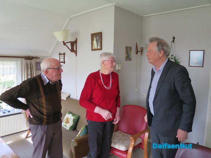 Echtpaar Ten Broeke – Dekker 65 jaar getrouwd - Foto: Wim