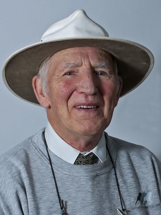 """""""Man met hoofddeksel"""": Gerard Linders - Foto: Paul Scholten"""