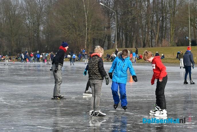 50 jaar IJsclub Stokvisdennen - Foto: Johan Bokma