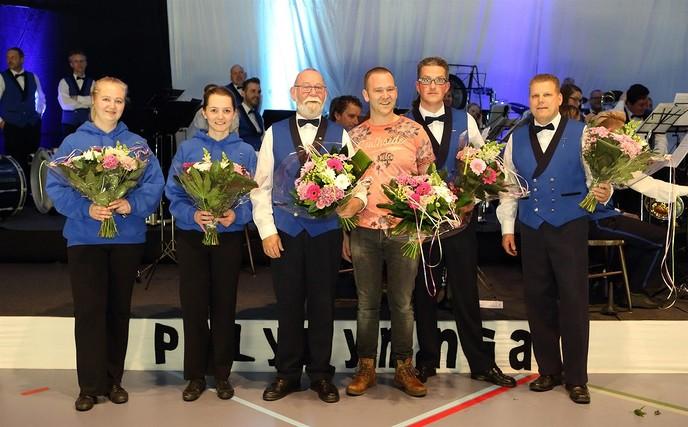 Jaarlijks hoogtepunt muziekvereniging Polyhymnia - Foto: eigen geleverde foto