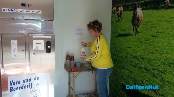Tap nu uw eigen duurzame boerderijmelk bij Henk en Geke - Foto: Ingezonden foto