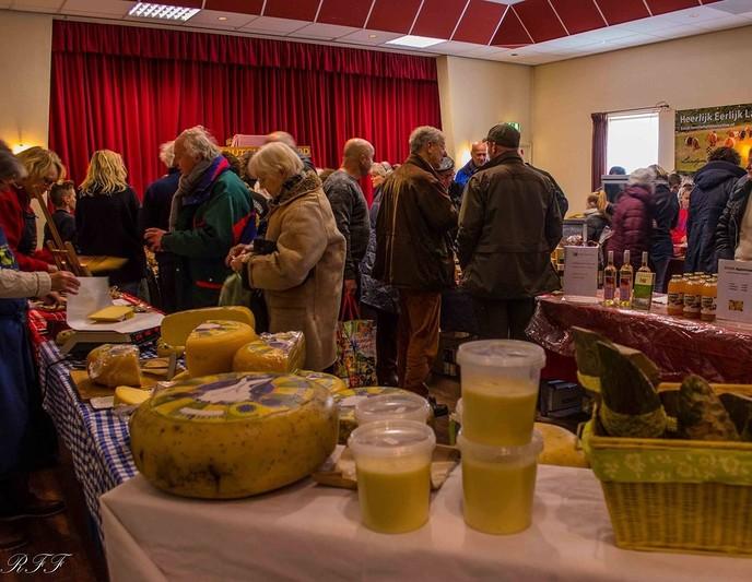 2e Boerenmarkt - Foto: eigen geleverde foto