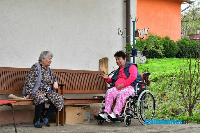 Eindverslag reis door Roemenië met Stichting Vrienden Oosteuropa - Foto: Johan Bokma